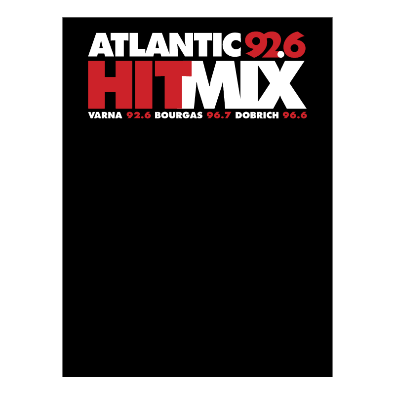 Atlantik HitMix vector