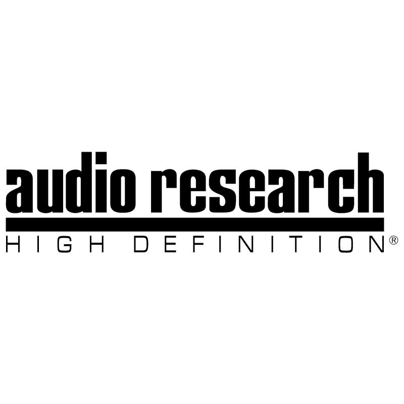 Audio Research vector