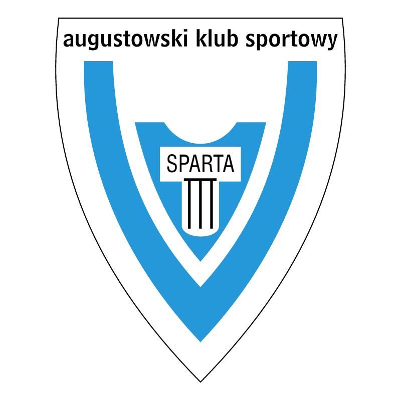Augustowski Klub Sportowy Sparta 78011 vector