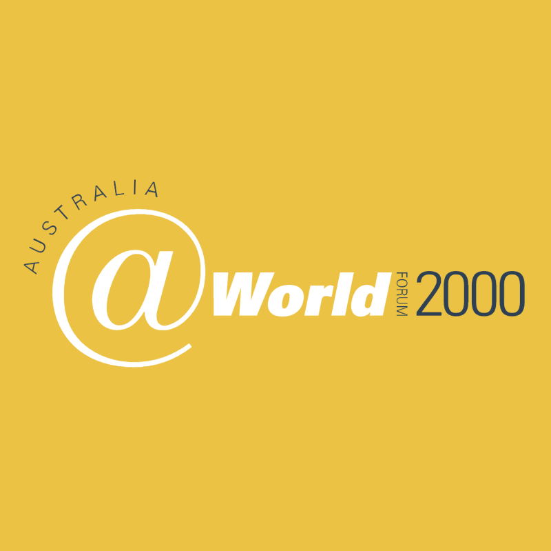 Australia@World 29215 vector
