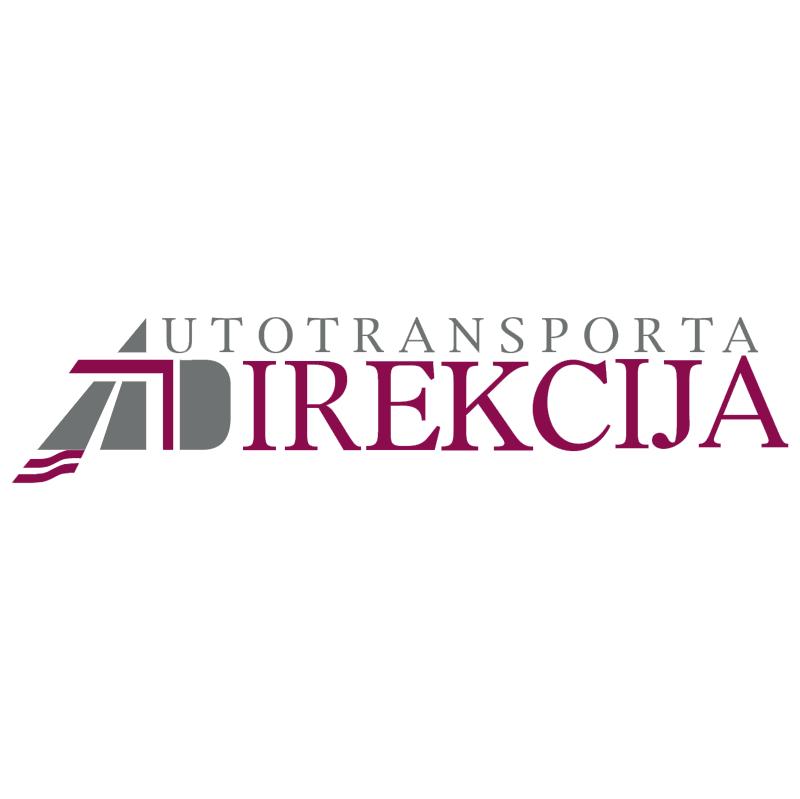 Autotransporta Direkcija 26856 vector