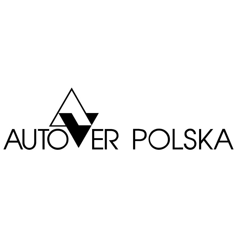 Autover Polska 15106 vector