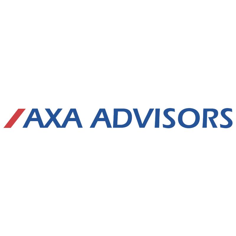 AXA Advisors vector