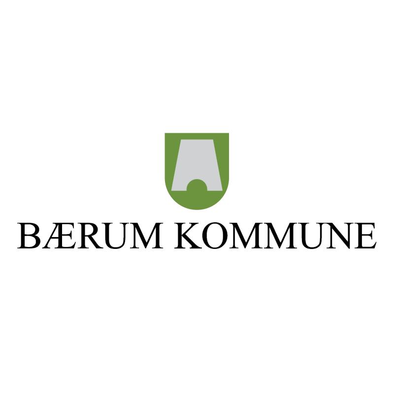 Baerum kommune 63031 vector