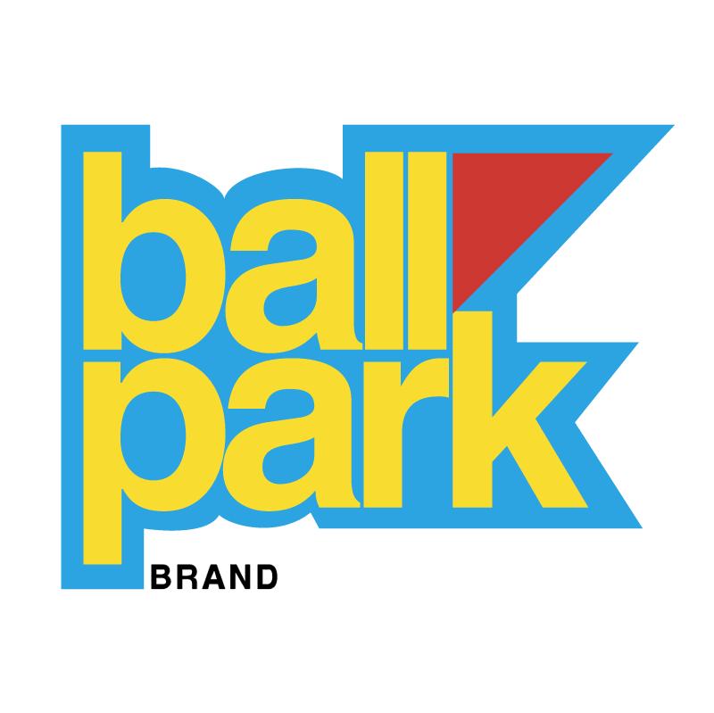 Ball Park 63747 vector