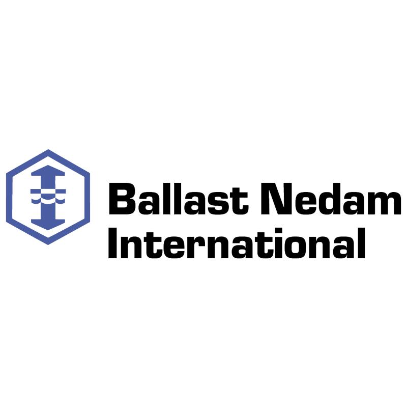 Ballast Nedam International vector