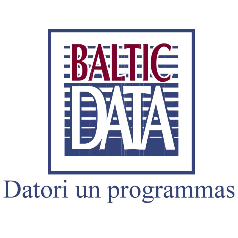 Baltic Data 23959 vector logo