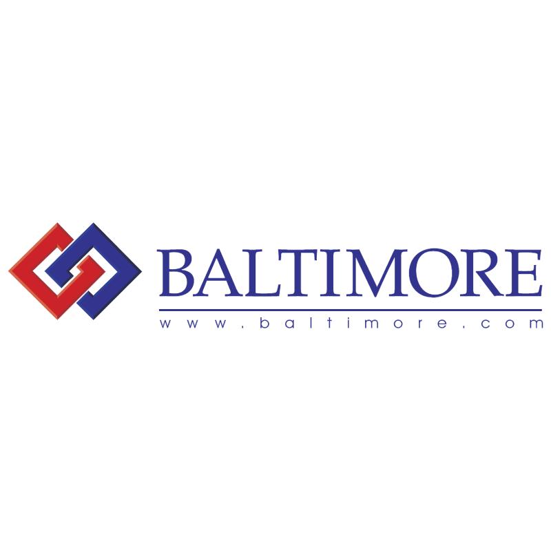 Baltimore 24493 vector
