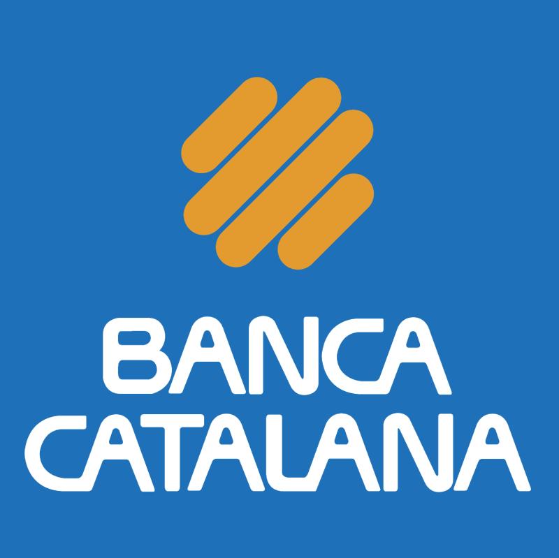 Banca Catalana vector