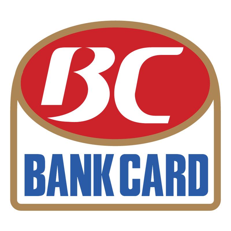 BC Card 71355 vector
