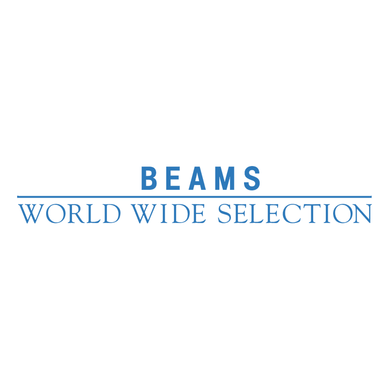 Beams World Wide Selection vector