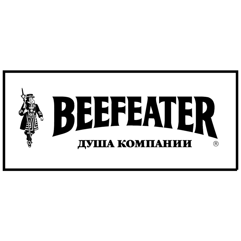 Beefeater 855 vector