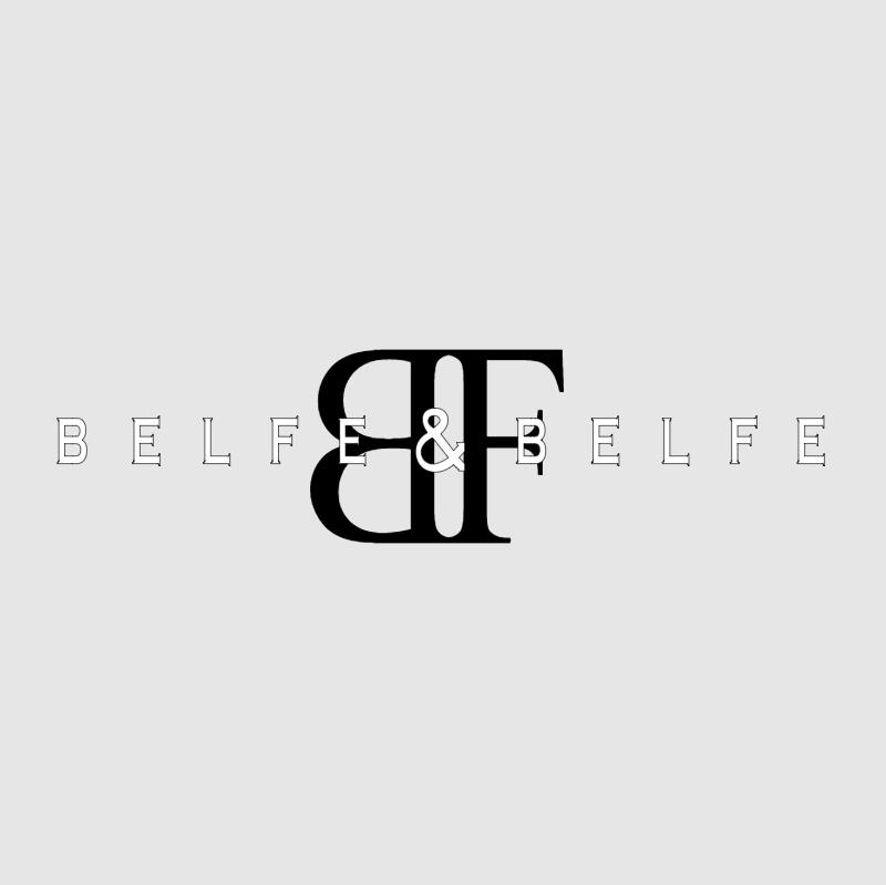 Belfe & Belfe vector