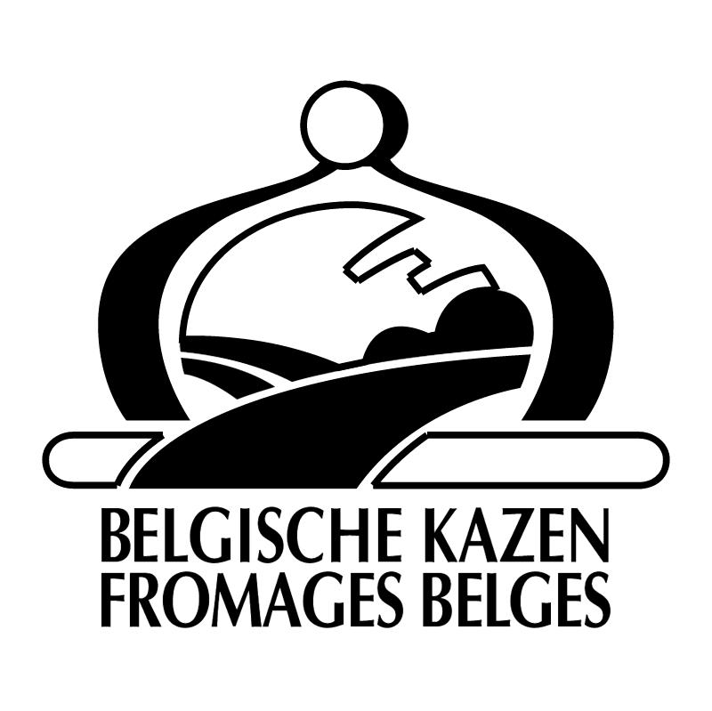 Belgische Kazen vector