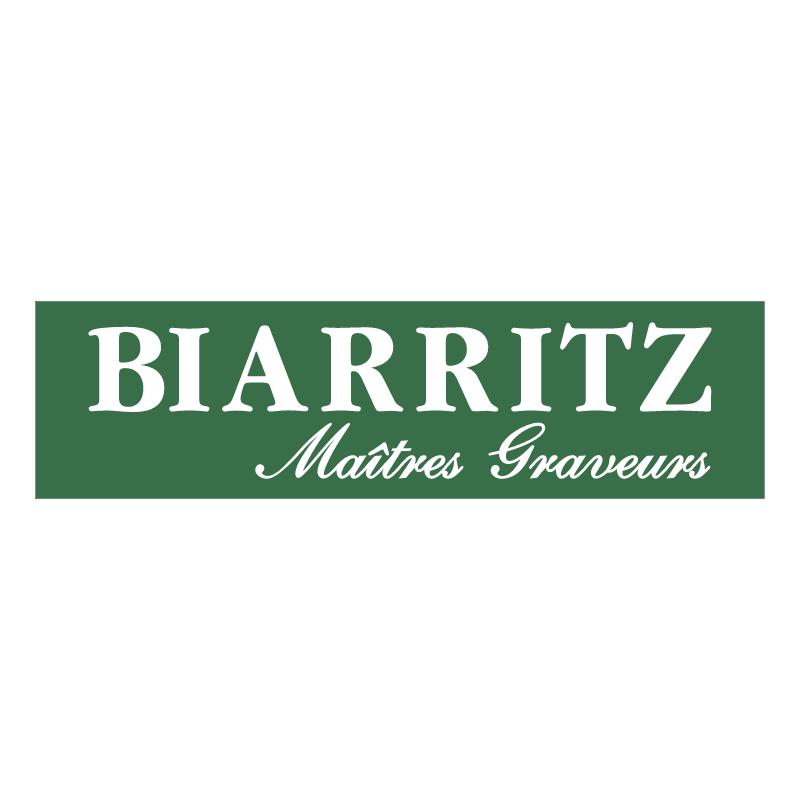 Biarritz 64861 vector