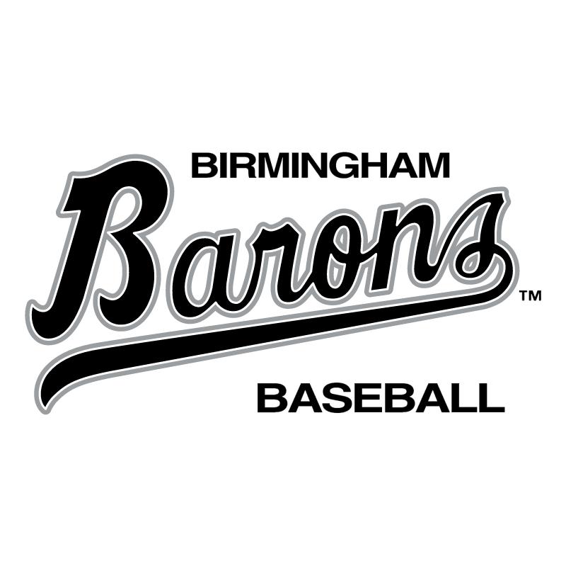 Birmingham Barons 58260 vector