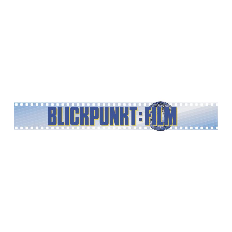 Blickpunkt Film vector