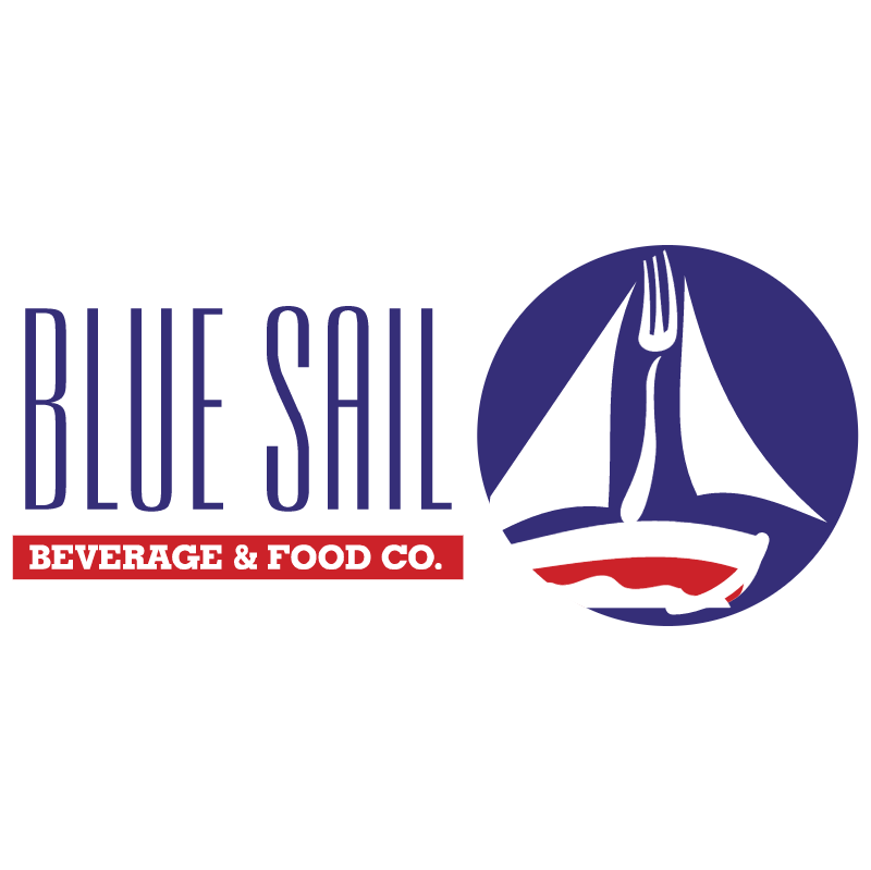 Blue Sail vector