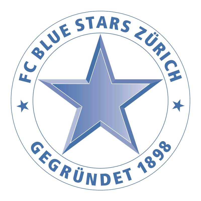 Blue Stars 37933 vector