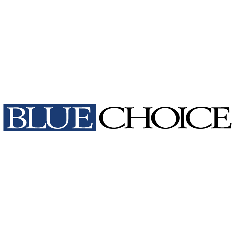 BlueChoice vector logo