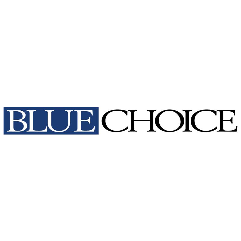 BlueChoice vector