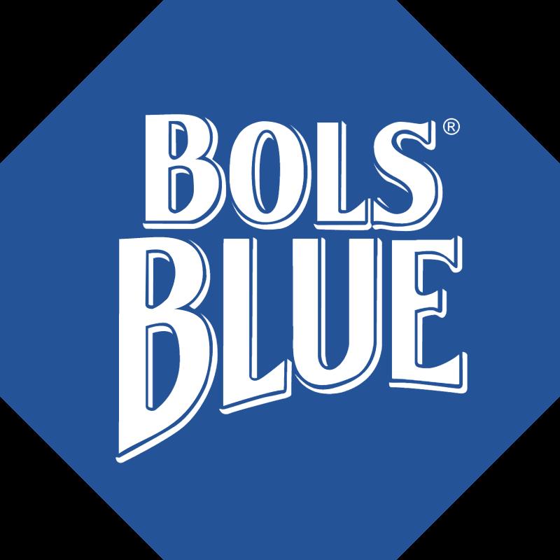 BOLS BLUE vector