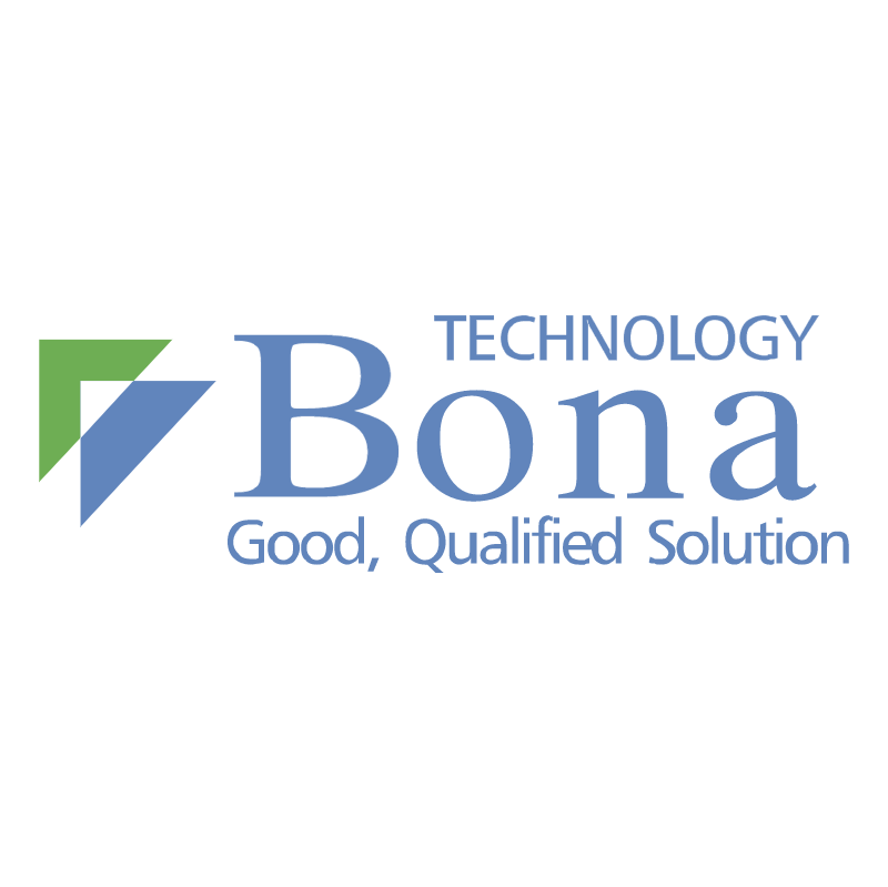Bona Technology vector