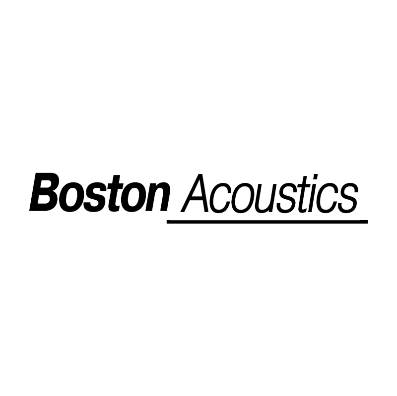 Boston Acoustics 56125 vector