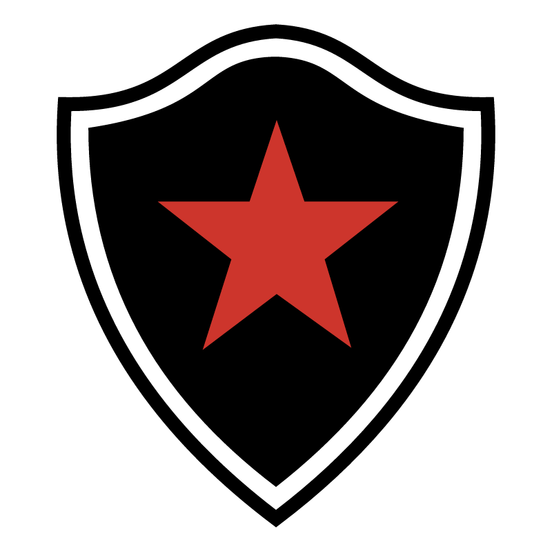 Botafogo Futebol Clube de Joao Pessoa PB vector