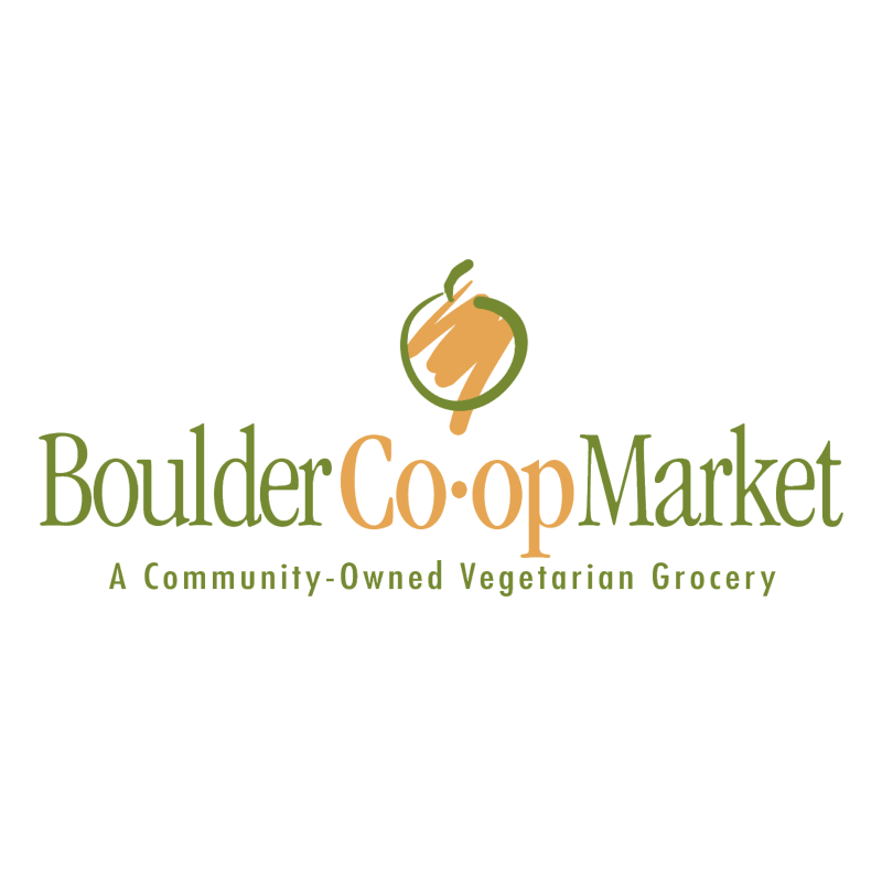 Boulder Co op Market vector
