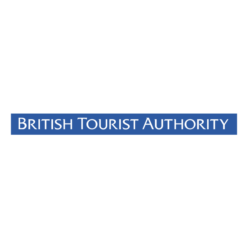 British Tourist Authority vector