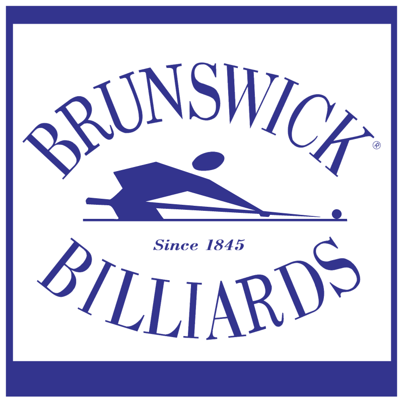 Brunswick Billiards vector