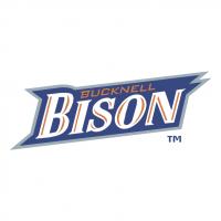 Bucknell Bison 76009 vector