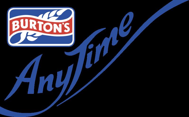 Burton AnyTime logo vector