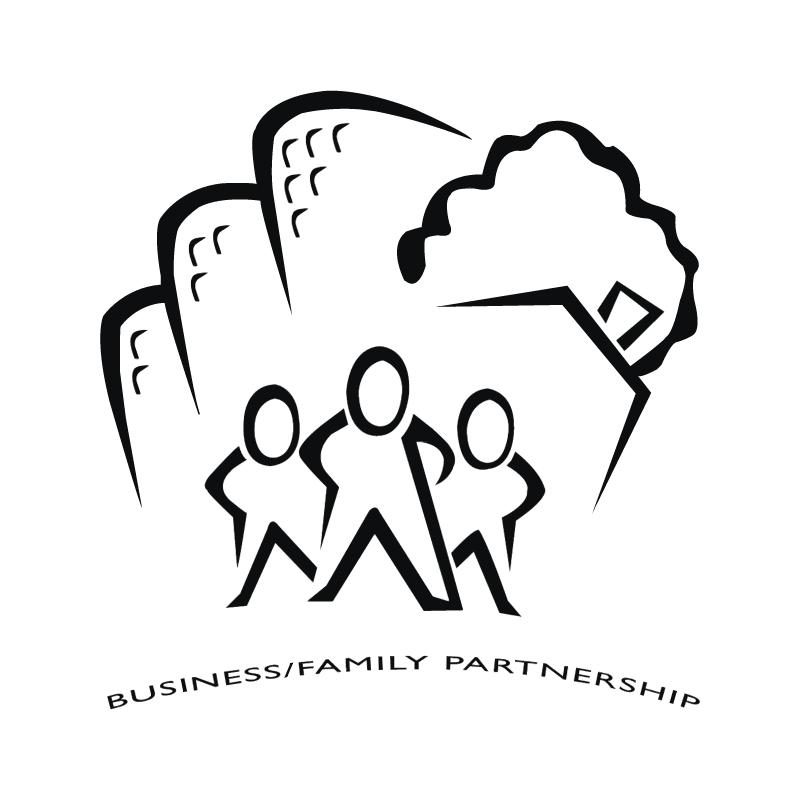Business Family Partnership vector