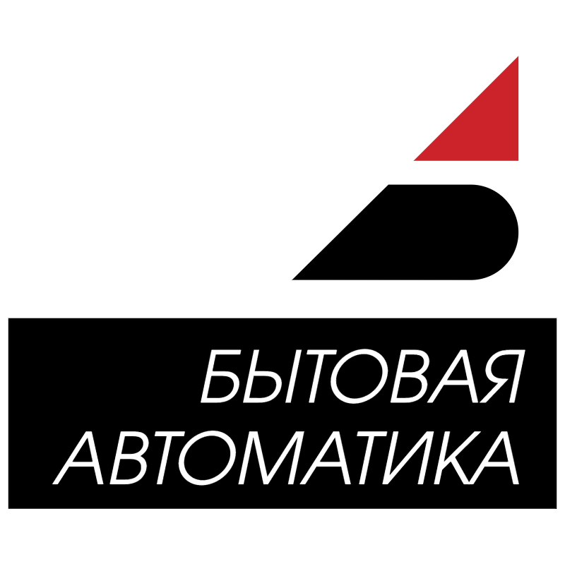 Bytovaya Automatica vector logo
