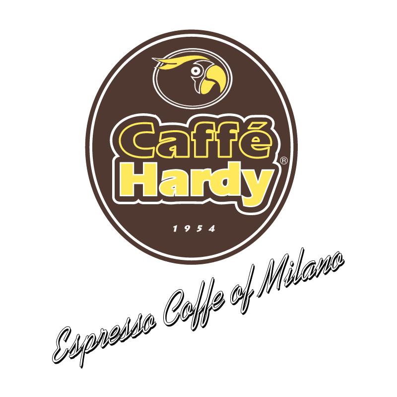 Caffe Hardy vector logo