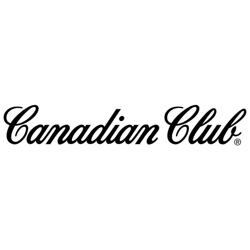 Canadian Club 4575 vector