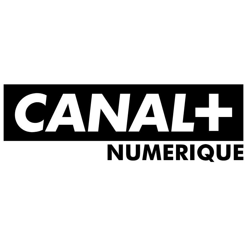 Canal+ Numerique vector