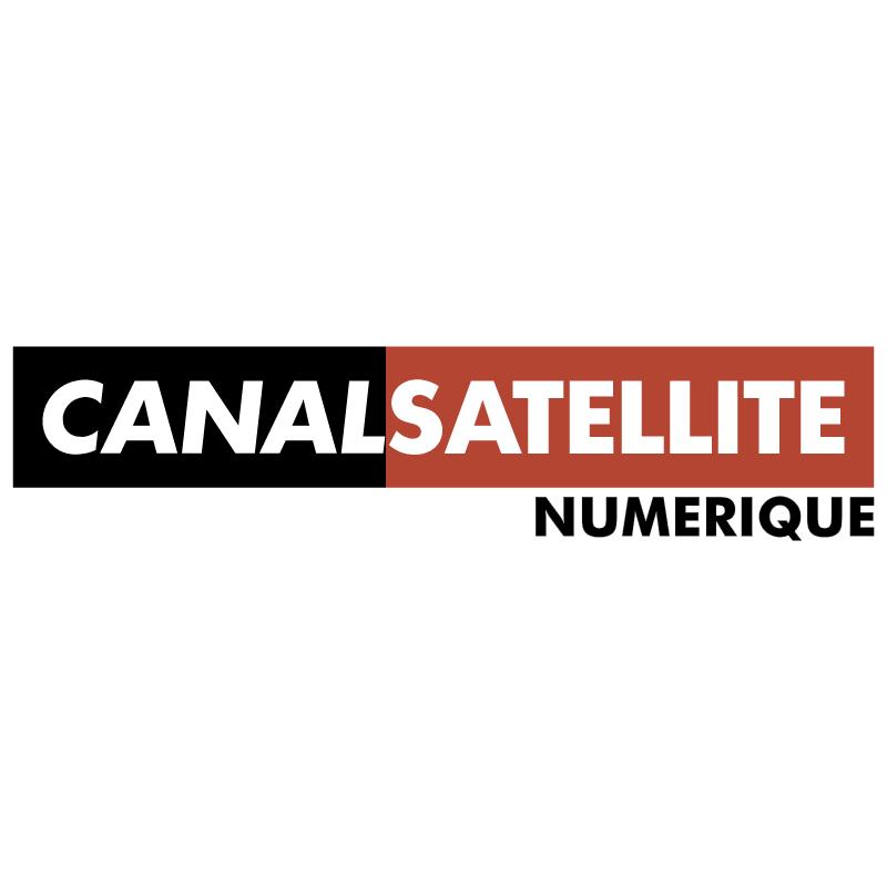 Canal Satellite Numerique 1088 vector