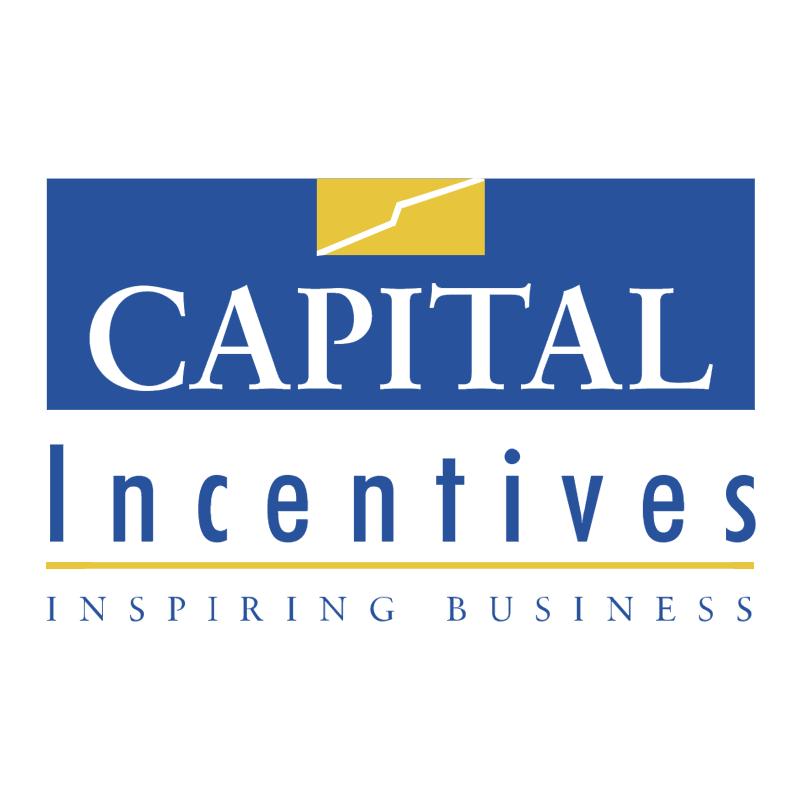 Capital Incentives vector