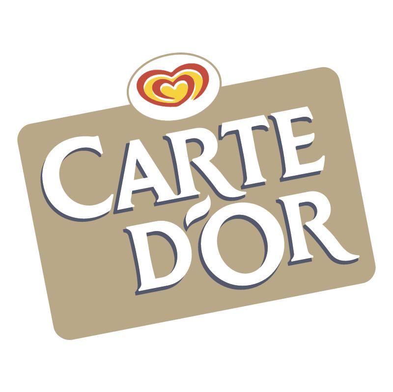 Carte D'Or vector