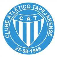 Clube Atletico Tapejarense de Tapera RS vector