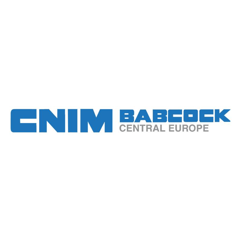 CNIM Babcock vector