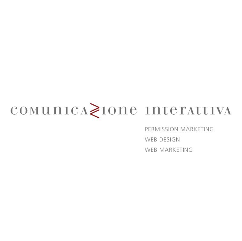 Comunicazione Interattiva vector
