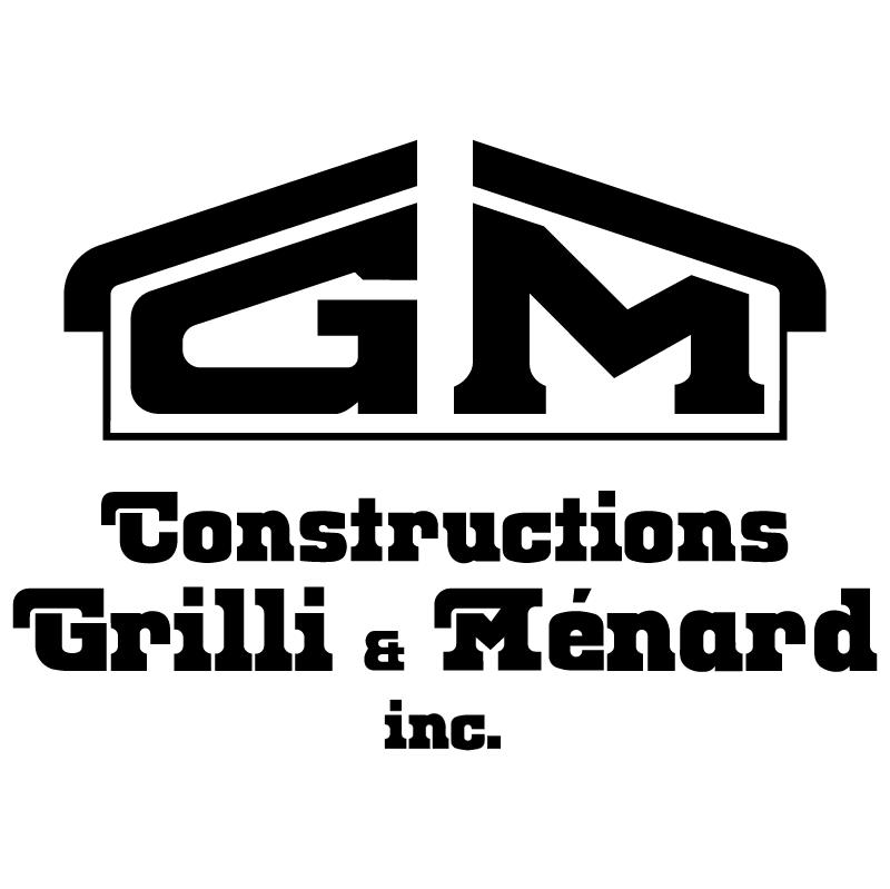 Constructions Grilli & Menard vector