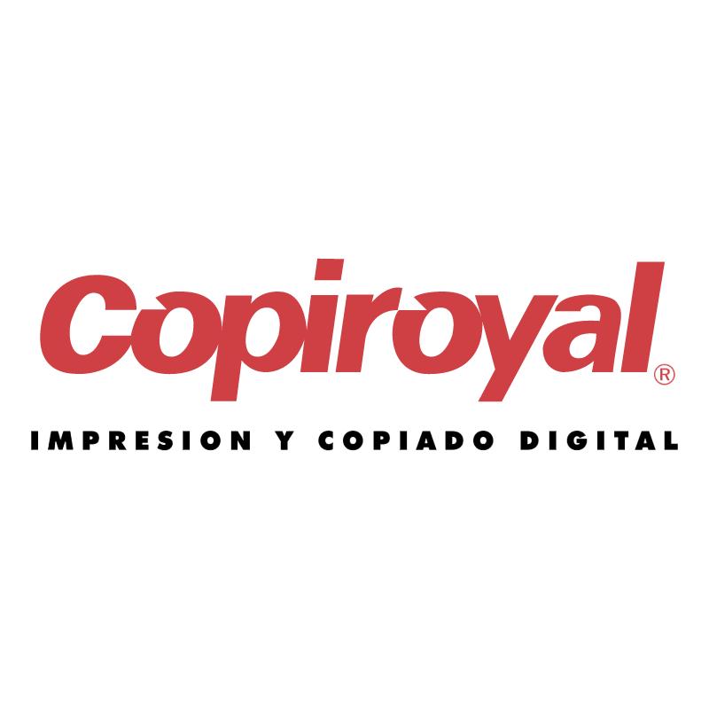 Copiroyal vector logo