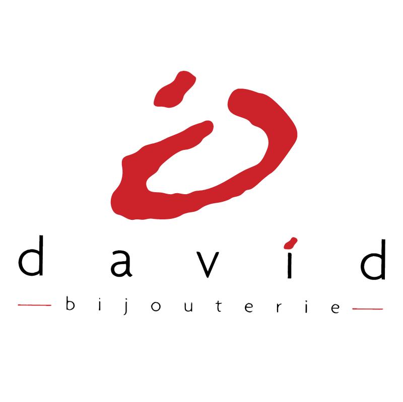 David Bijouterie vector