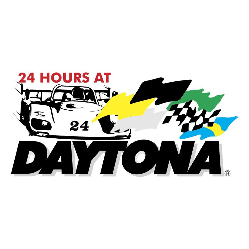 Daytona 24 Hours vector