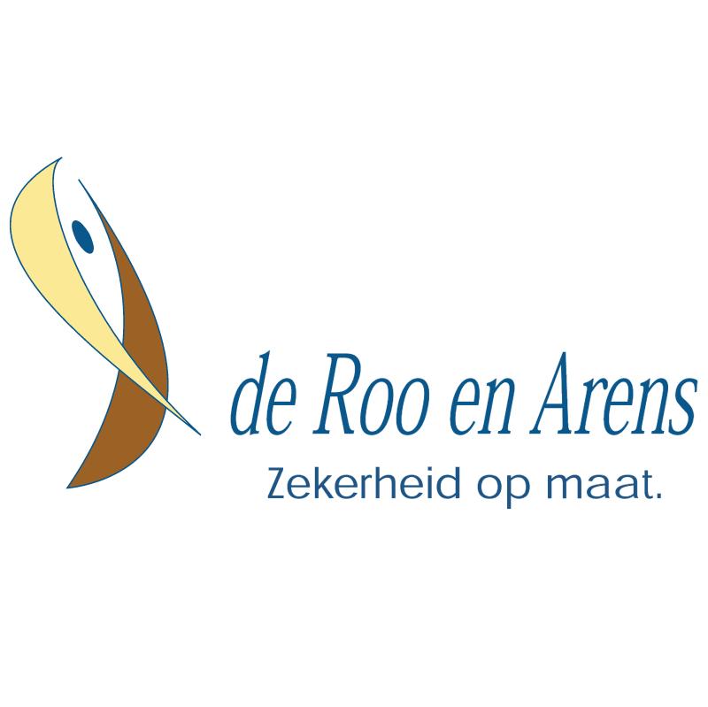 De Roo en Arens vector logo